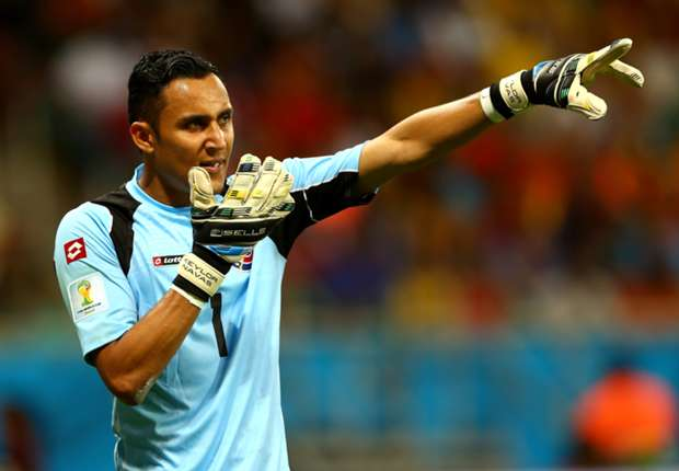 Levante VP: Navas will join Bayern Munich