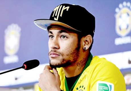 Neymar: Messi was one of WC's best