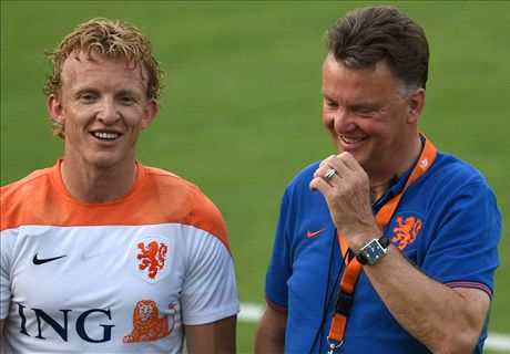 Van Gaal will succeed at Man Utd - Kuyt
