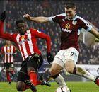 Sunderland eruit, Crystal Palace door
