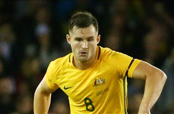 Aussies Abroad: Socceroos defender advances in FA Cup