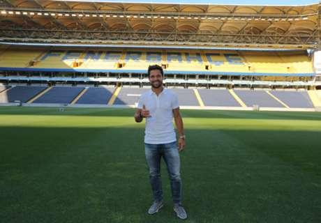 El brasileño Diego tiene nuevo club