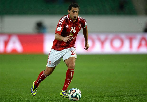 Al Ahly right-back Fathi set for Arsenal trial