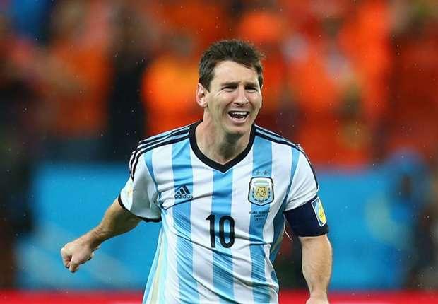 Messi, Neymar and James among Fifa Golden Ball nominees