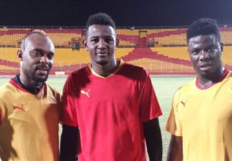Wanga scores for El-Merreikh on debut