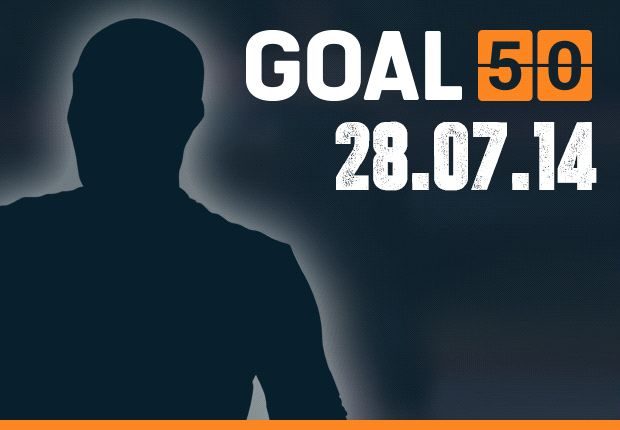 The Goal 50 has arrived – who was the greatest player of 2013-14?