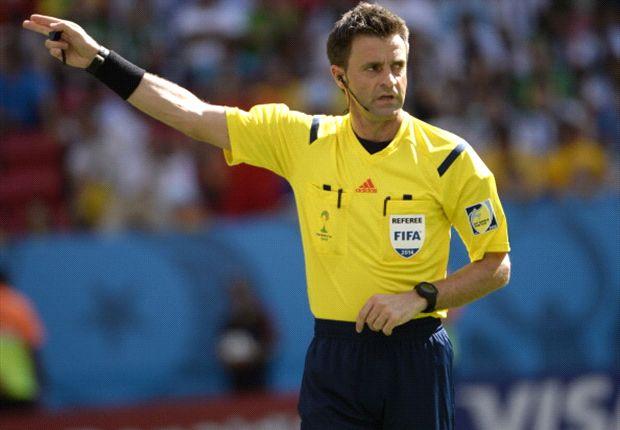 FIFA wijst arbiter Rizzoli aan voor WK-finale