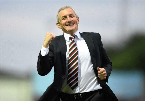 Cork City boss Caulfield hails 'fantastic' Lenihan ahead of move