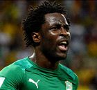 Swansea open to Bony exit