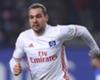 HSV: Lasogga fällt für Auftakt in Wolfsburg aus