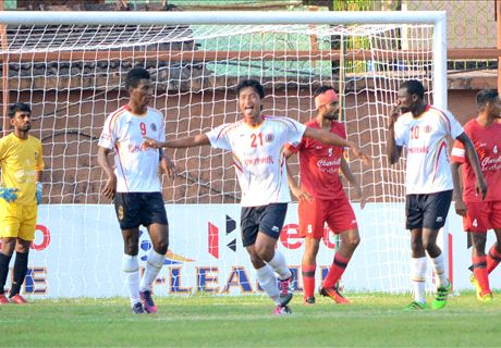 East Bengal break Churchill jinx