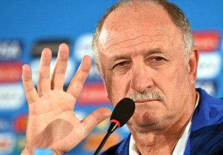 Scolari must go after Brazil horror show