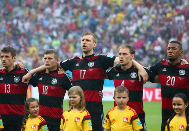Germany are clear favourites for World Cup glory - Raul