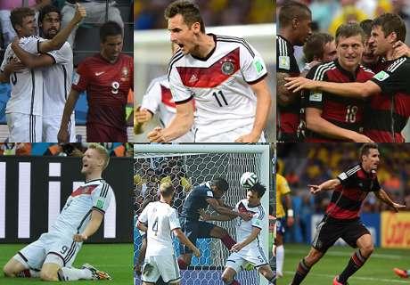 '개인보다 위대한 팀' 독일, 징크스 넘어설까?