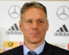 Van Basten hits out at media 'nonsense' but still against 'annoying' offside rule