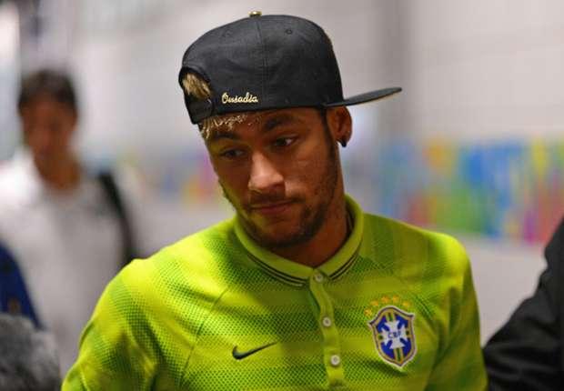 Neymar habló en la TV brasileña del Balón de Oro y de Scolari