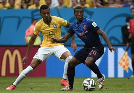 Brazil must take criticism - Luiz Gustavo