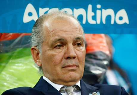 Sabella quits Argentina post