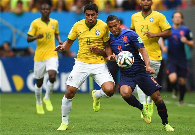 Holanda goleó a Brasil y se quedó con el tercer puesto de la Copa del Mundo.