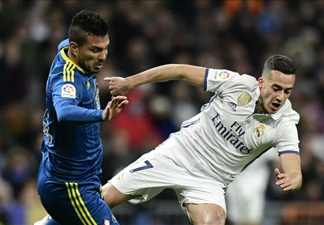 LIVE: Real Madrid vs. Celta Vigo