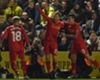 Leiva convirtió después de seis años y le dio la victoria a Liverpool