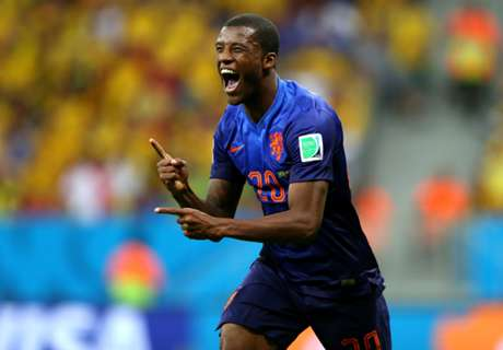 Wijnaldum hails Netherlands resolve