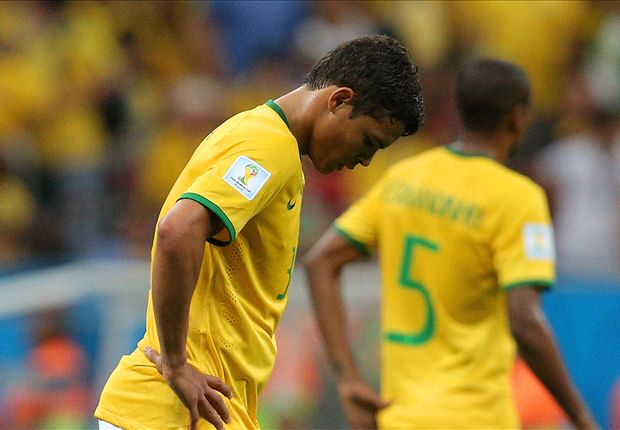 Thiago Silva: We didn't deserve this ending