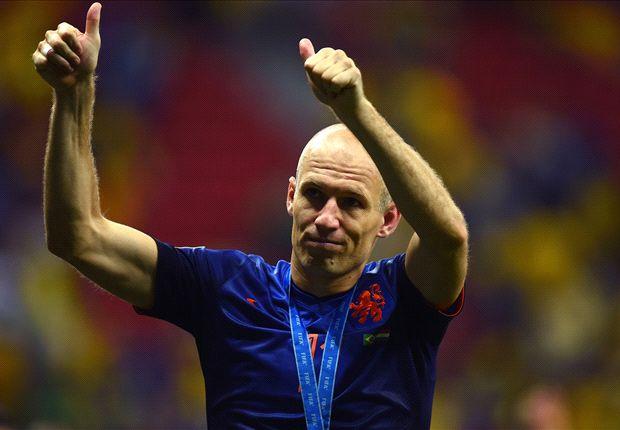 De Goal WK-awards: Robben beste speler