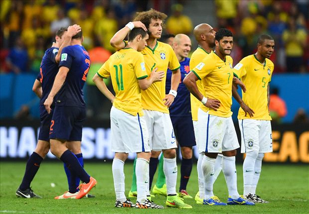 Maxwell: Brazil still traumatised by Germany