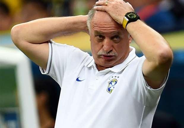 Agen Bola - Carlos Dunga Sentil Luiz Felipe Scolari