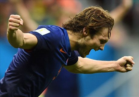 Blind hails Netherlands youngsters