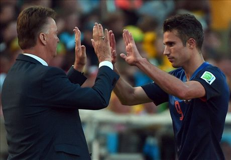 Van Gaal & RVP: United's perfect match