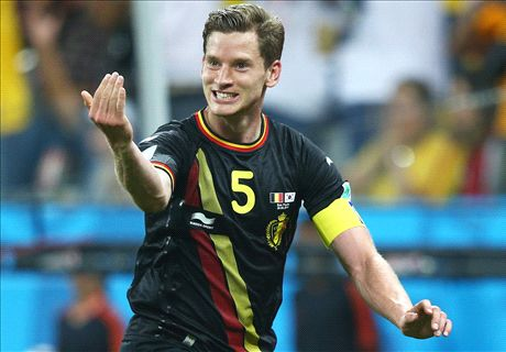 Vertonghen flattered by Barca interest