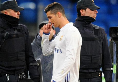 Ronaldo & Real's unbeaten run long gone