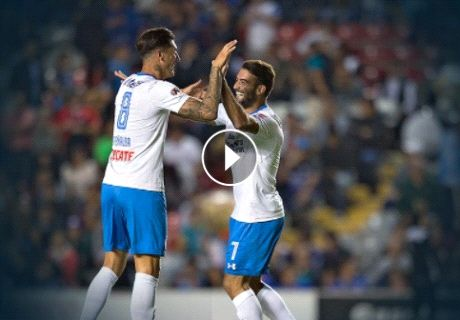 Goles De Copa MX (J1)