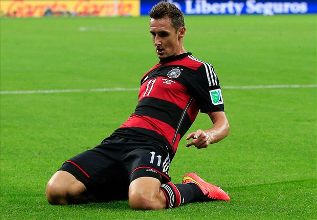 Klose: This is Germany's time to win