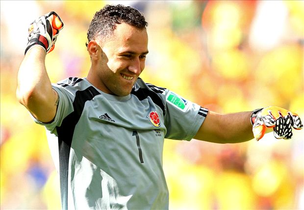 Meet Arsenal's next goalkeeper David Ospina