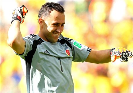 Ospina agrees to Arsenal contract