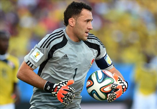 Arsenal close in on Ospina and Manquillo deals