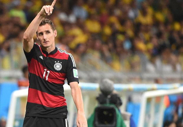 He wasn't Muller or Ronaldo - but give Klose the respect he deserves