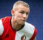Van Beek verlengt bij Feyenoord
