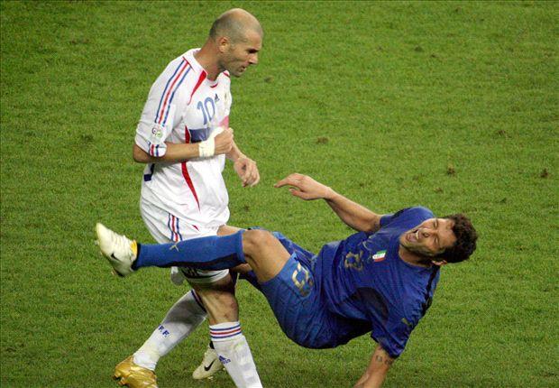Zidane: I'd support a player guilty of a headbutt
