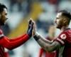 Beşiktaş net yendi, kupada dev eşleşme gerçekleşti: 3-0