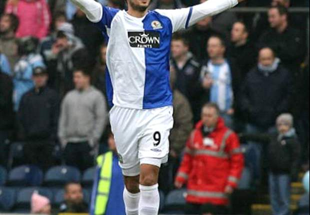 Blackburn Rovers boss Steve Kean open to re-signing Manchester City striker Roque Santa Cruz