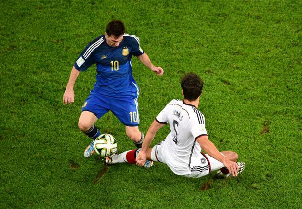 Lionel Messi, Balón de Oro del Mundial 2014