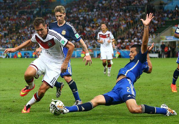 Germania-Argentina 1-0 d.t.s: Deutschland über alles, tedeschi campioni del mondo