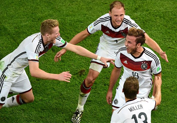 Germany 1-0 Argentina (AET): Gotze clinches World Cup glory