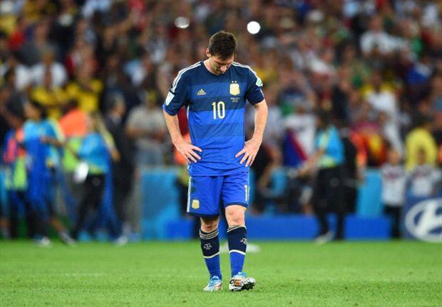 Messi quedó tercero en la votación del Goal 50.