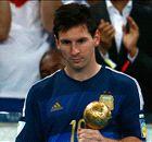 Gotze gives Ronaldo edge over Messi
