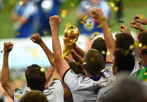 Germany worthy world champions as generation comes of age